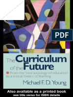 Michael F Young Curriculum Of The Future From the New Sociology of Education to a Critical Theory of Learning  19.pdf