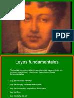 leyes fundamentales maquinas