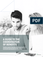 Coordination of Benefits Rules