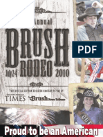 2010 Brush Rodeo Guide