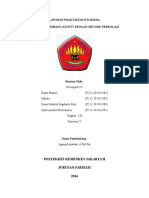LAPORAN PRAKTIKUM FITOKIMIA PERKOLASI C5