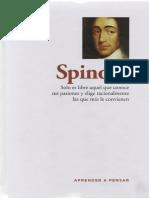 20. Espinosa Rubio, L. - Spinoza.pdf