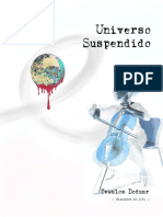 Universo Suspendido (selección de cuentos) - 2016