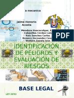 Diapositivas Iper Seguridad y Legislacion