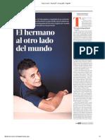 Entrevista a Chico Buarque 1