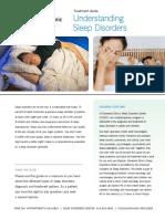 Sleep Disorders Treatment Guide