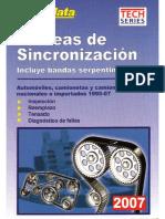 AutoData Bandas Del Tiempo 2007