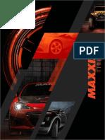 2015 Maxxis Pcr Catalogue