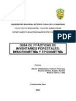 1 Guia Practicas Dendrometría 15may11