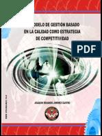143343794 Libro Modelo de Gestion Basado en La Calidad 2010 1 Edicion Joaquin Jimenez