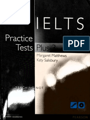 IELTS practice tests plus 3  pdf | International English