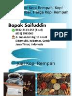 0812-3113-659 (T-sel) Distributor Kopi Rempah, Kopi Rempah Herbal, Harga Kopi Rempah - Copy (2)