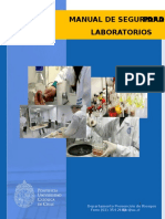 Manual de Seguridad Para Laboratoriosword