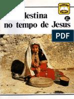A Palestina No Tempo de Jesus de Cristiane Saulnier