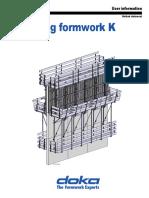 DOKA Formwork_Climbing Calculation