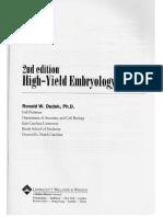 Embriología Dudek
