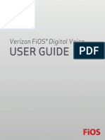 Verizon FIOS Digital Voice User Guide