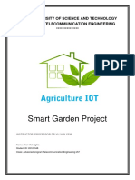 Project IOT in agriculture Smart Garden