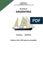 Argentina - Barcos
