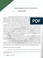 Luiza Bairros-Nossos Feminismos Revisitados