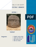 Los Olmecas Final