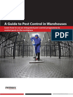 A Guide to Pest Control in Warehouses