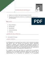Informe Mantequilla