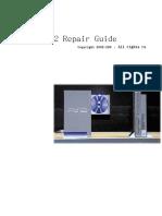 Sony Playstation2 Guia de Reparacion
