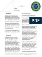 WPS Extracurricular Compensation White Paper
