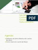 Datos Maestros_ Cuenta Mayor 2014