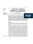 (1999) Oshagbemi _ Academics and Their Managers a Comparative Study in Job Satisfaction