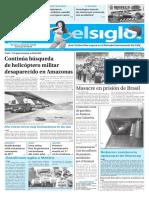 El Siglo Edicion Impresa 03-01-2017