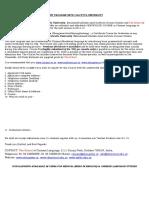 Admission Notice 2014