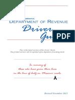 Missouri Driver Guide