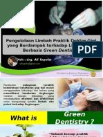 Green Dentistry (CHEM 1)