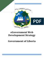 Liberia E-government Strategy
