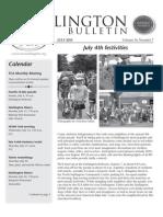 July 2010 All Fairlington Bulletin