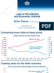 Economic Performance of the Airline Industry End Year 2016 Forecast Slides