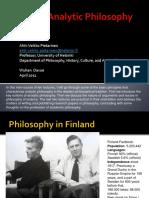 Essential Analytic Philosophy