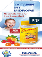 Flyer Multivitamin Gummidrops