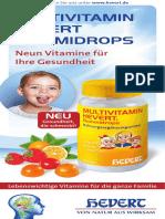 Flyer Multivitamin Gummidrops