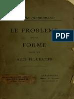Le problème de la forme dans les arts figuratifs.pdf