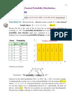 4.1 - Discrete  Statistics