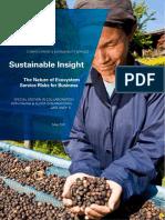 Sustainable Insight May 2011- KPMG