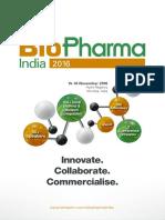 BioPharma India 2016 Brochure