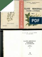 Plante Medicinale - Fitochimie Si Fitoterapie Vol I (Ioan Ciulei,Emanoil Grigorescu,Ursula Stanescu)