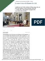 """""""Il clericalismo_ Se non è ricco di denaro lo è di superbia"""" - La Stampa.pdf"""