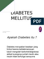 Diabetes Mellitus Tipe 2