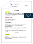 Evaluation Diagnostique 4ap