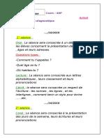 Evaluation Diagnostique 4ap